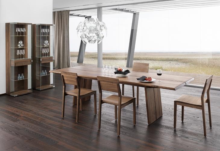 team 7 in stuttgart gr te ausstellung der naturholzm bel firnhaber. Black Bedroom Furniture Sets. Home Design Ideas