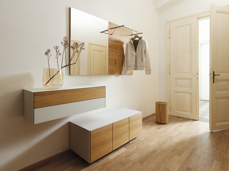 garderoben dielen firnhaber. Black Bedroom Furniture Sets. Home Design Ideas
