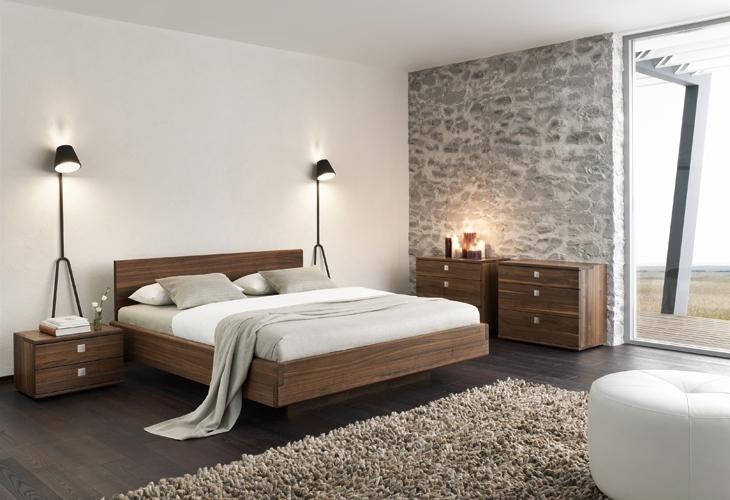 Schlafzimmer | Firnhaber Schlafzimmer Nussbaum