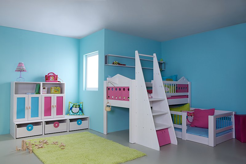 kinder jugendzimmer firnhaber. Black Bedroom Furniture Sets. Home Design Ideas