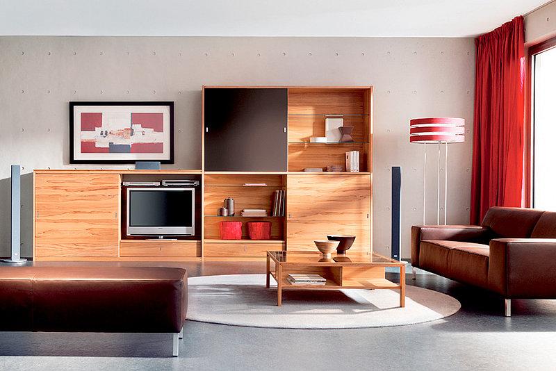 wohnzimmer, wohnwände | firnhaber, Wohnzimmer dekoo