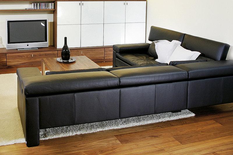 Polstermöbel leder oder stoff  Sofas, Sofagarnituren, Polstercouch | Firnhaber