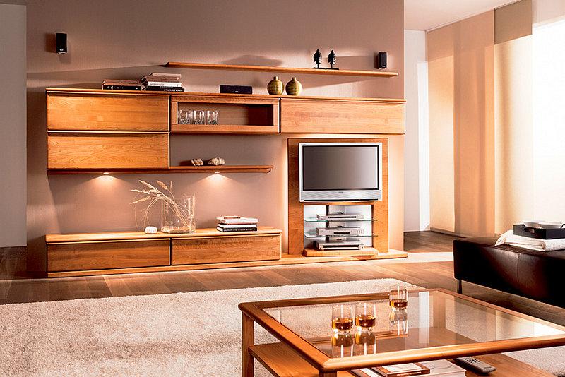 wohnzimmer kirschbaum. Black Bedroom Furniture Sets. Home Design Ideas