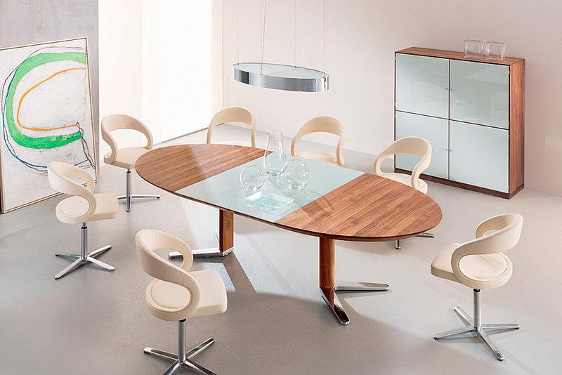 esszimmer speisezimmer tisch und st hle vitrinen und anrichten firnhaber. Black Bedroom Furniture Sets. Home Design Ideas
