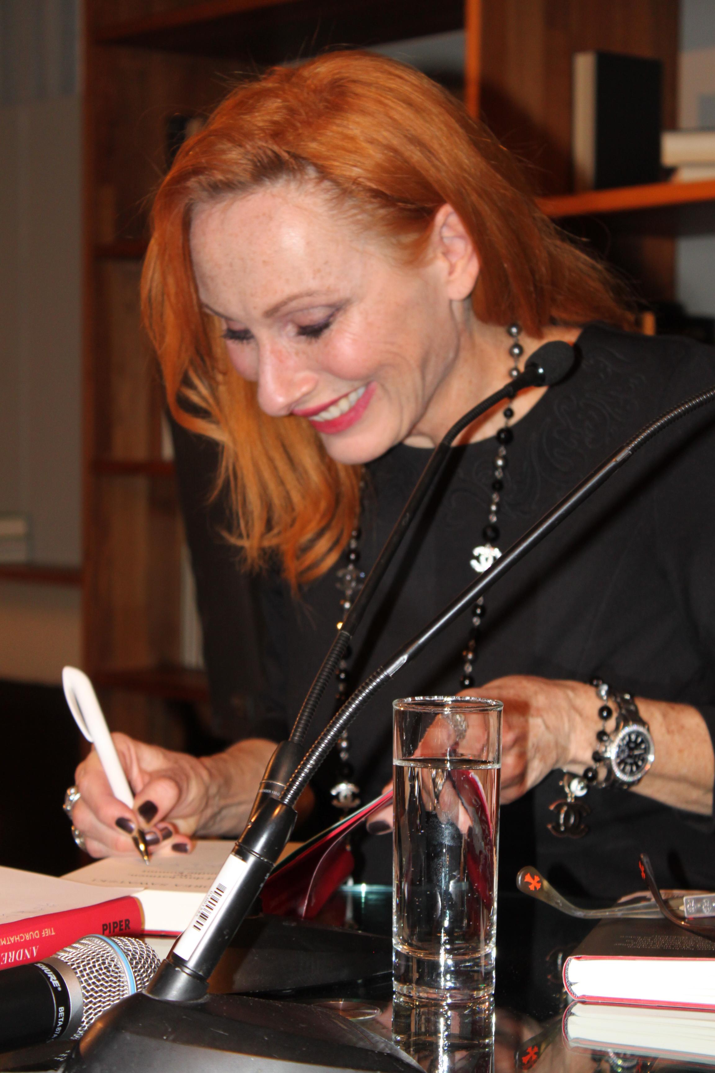Andrea Sawatzki Firnhaber